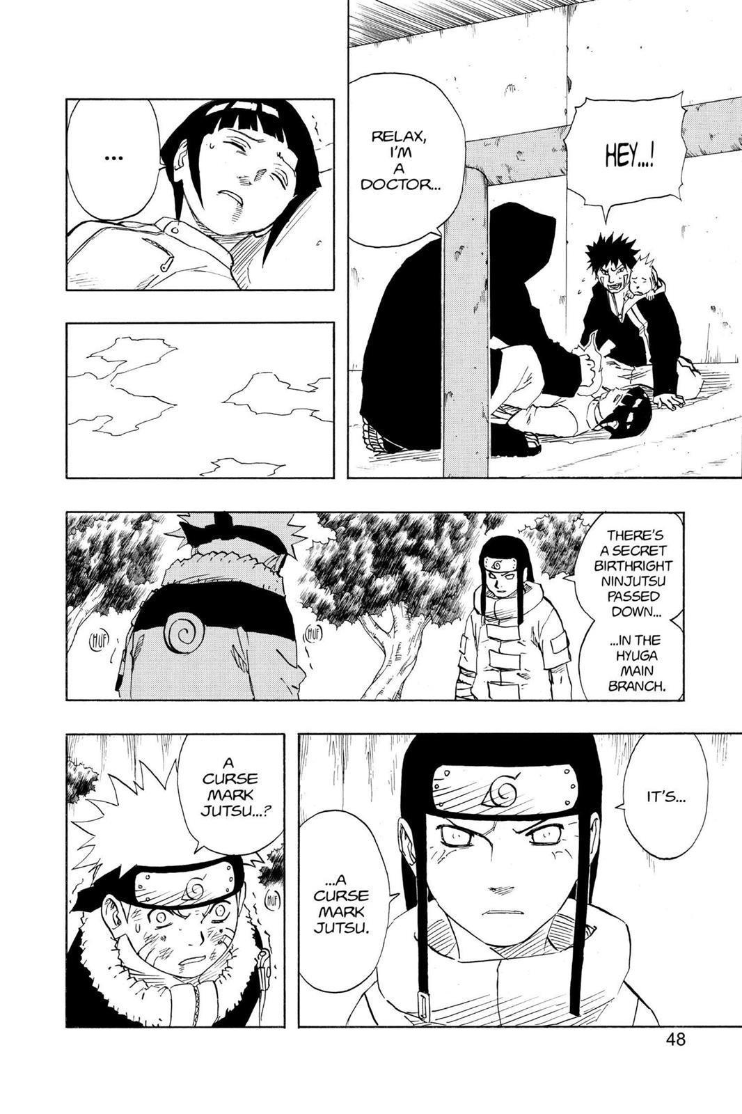 Naruto, Chapter 102 image 002