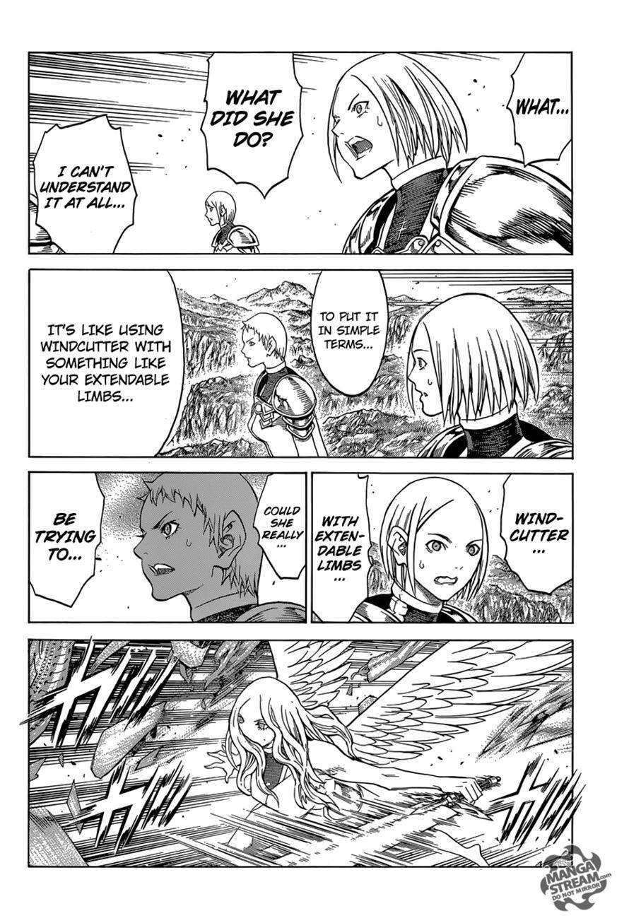 Claymore, Chapter 154 image 008