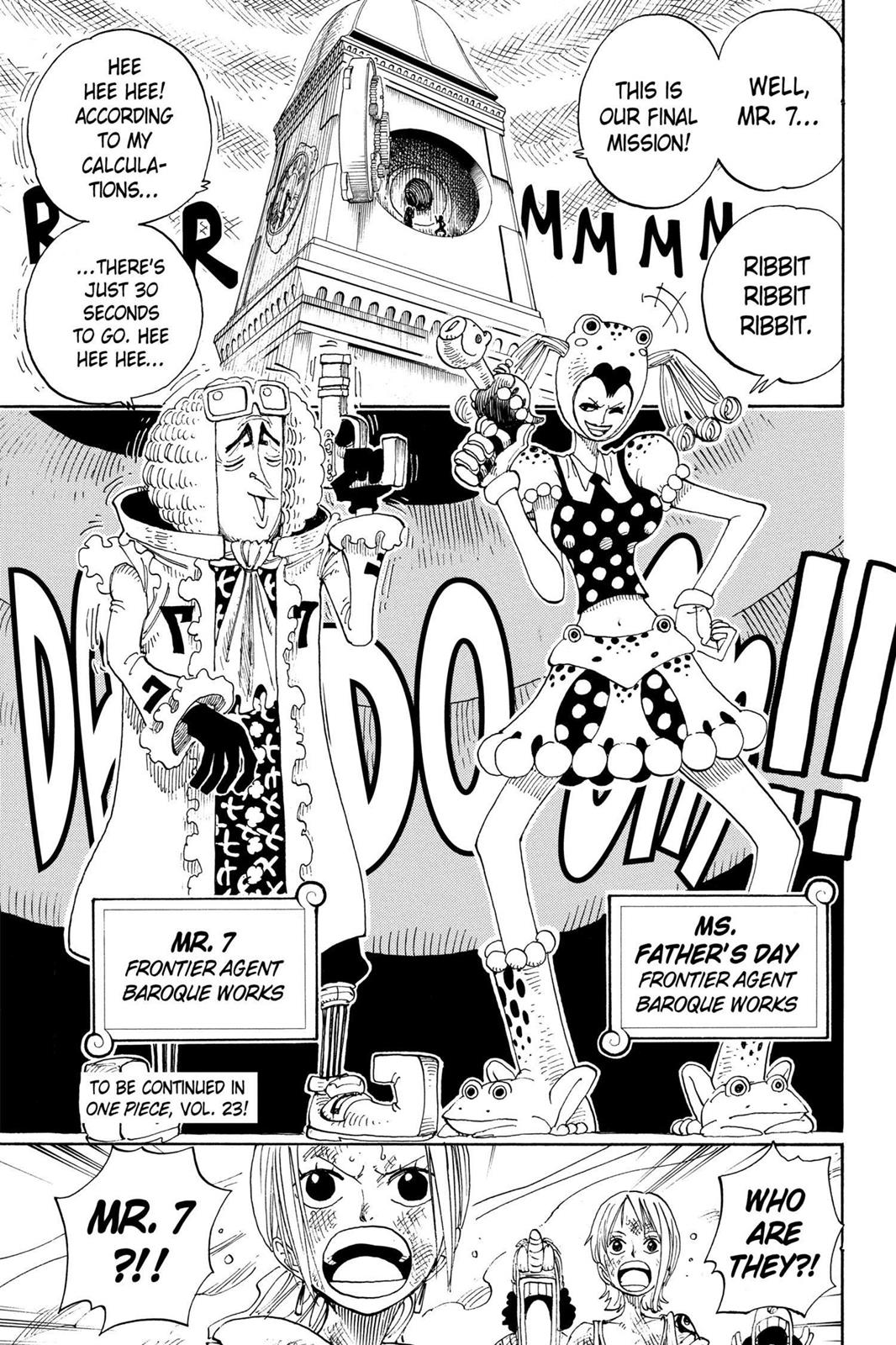 One Piece, Chapter 205 image 019