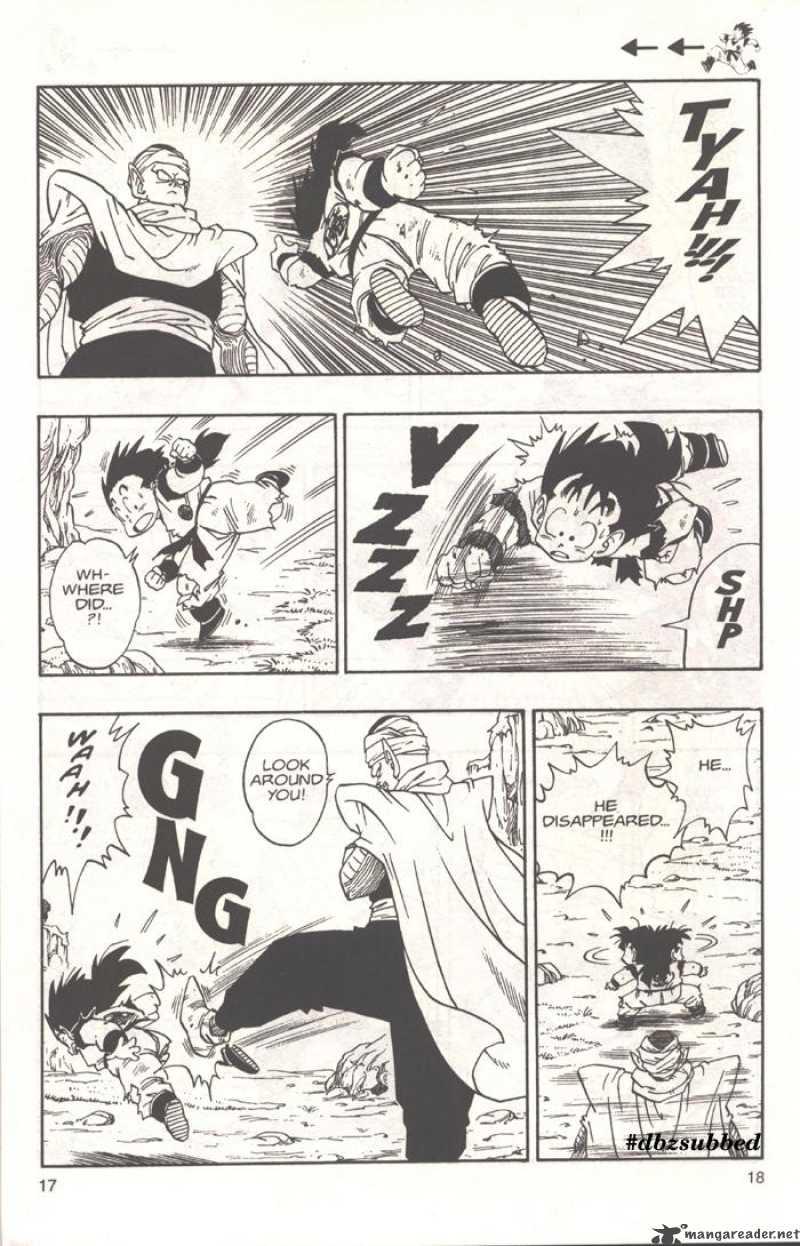 Dragon Ball, Chapter 210 image 002