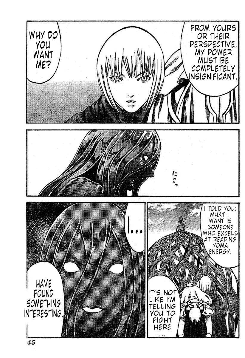 Claymore, Chapter 71 image 023