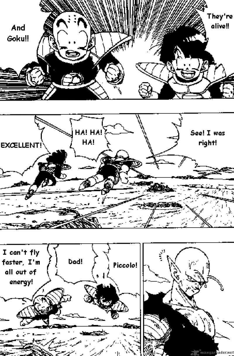 Dragon Ball, Chapter 317 image 003
