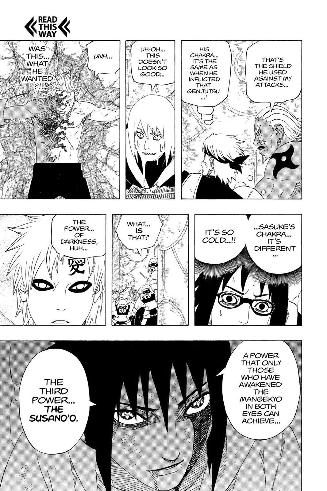 Naruto, Chapter 464 image 023