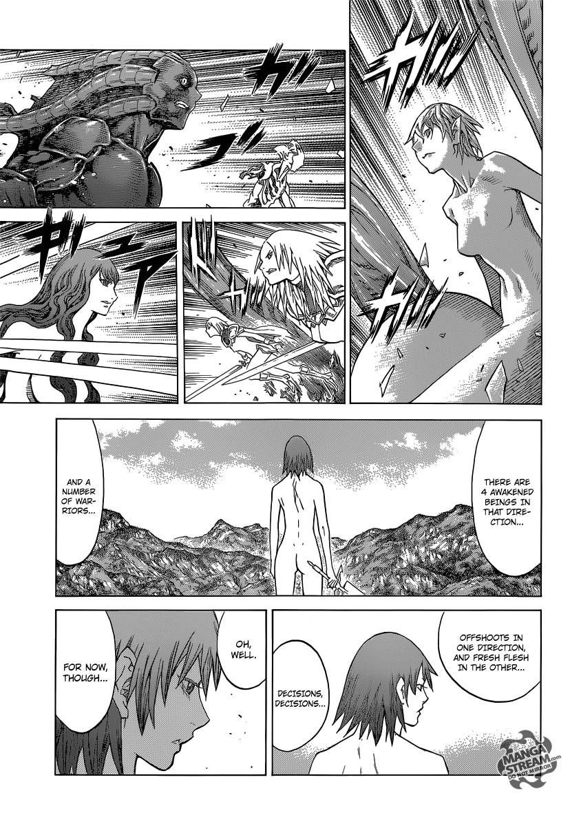 Claymore, Chapter 142 image 010