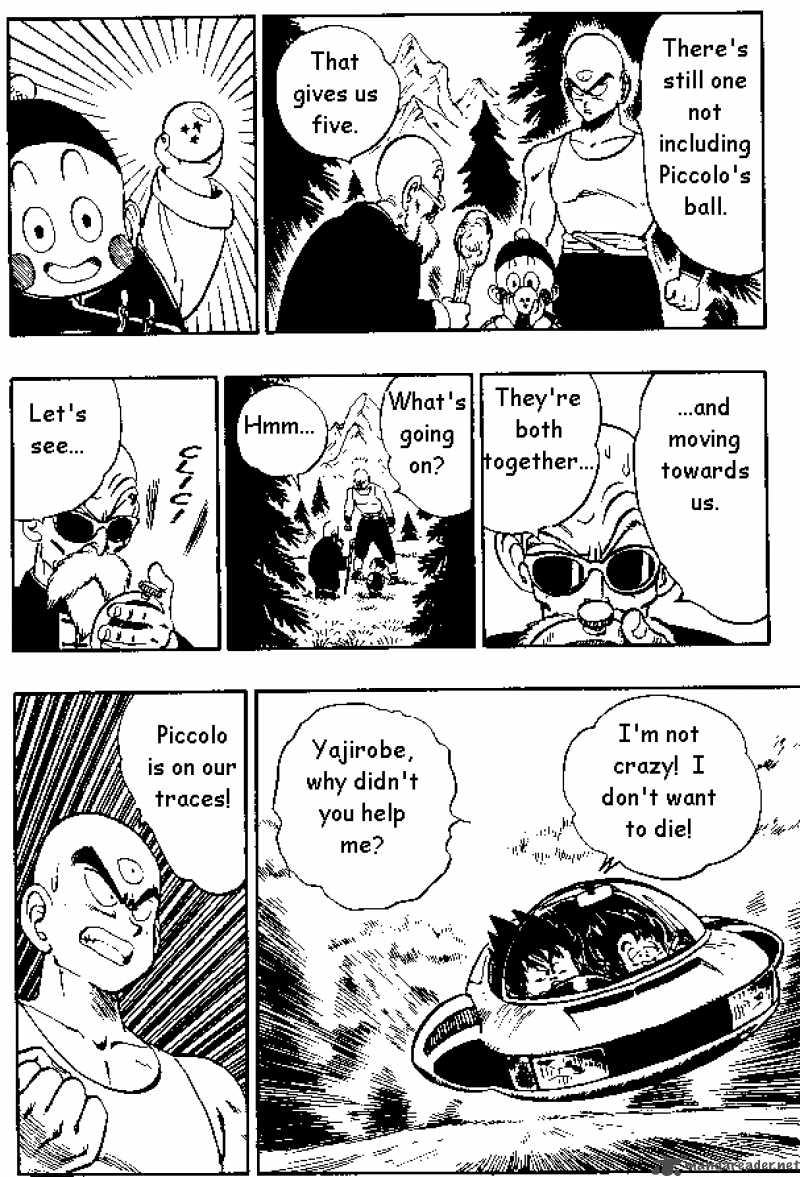 Dragon Ball, Chapter 144 image 014