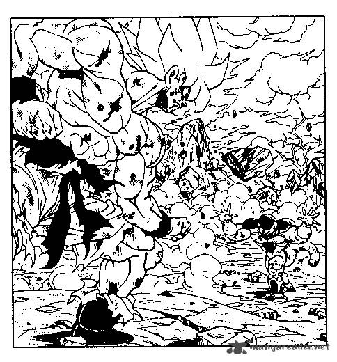 Dragon Ball, Chapter 325 image 001