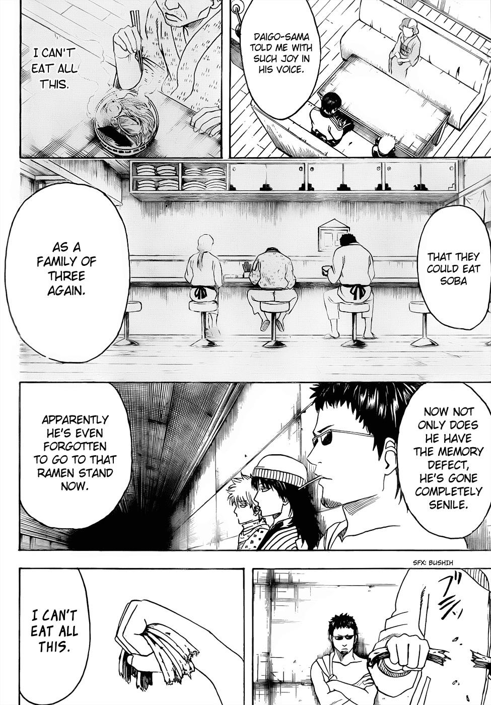Gintama Chapter, 432 image 016