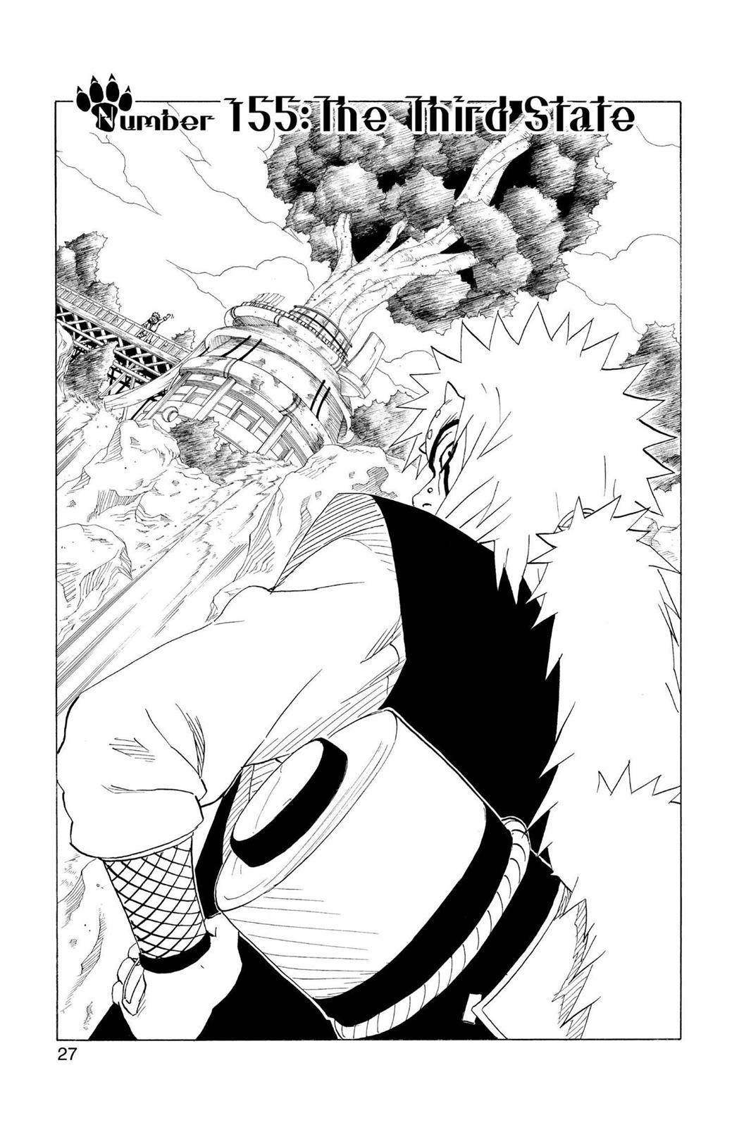 Naruto, Chapter 155 image 001