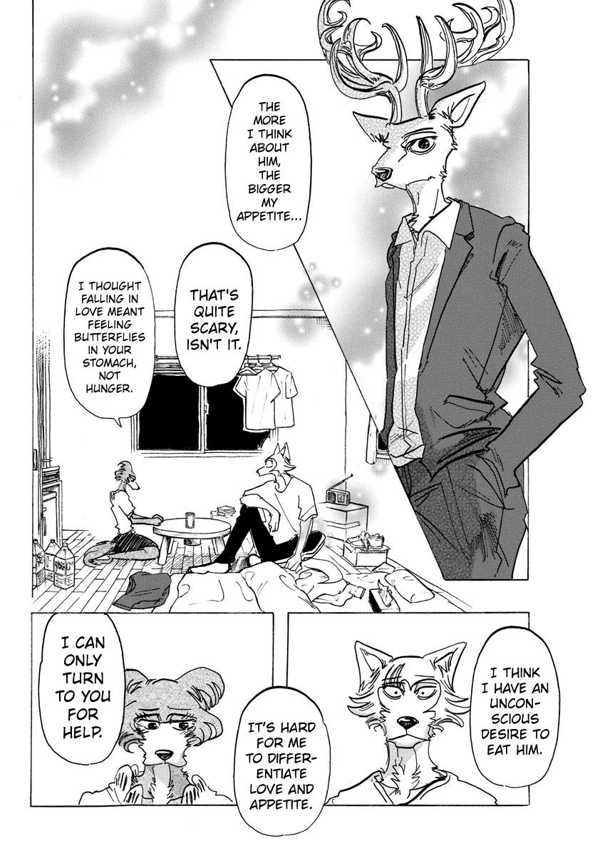 Beastars Manga, Chapter 137 image 004