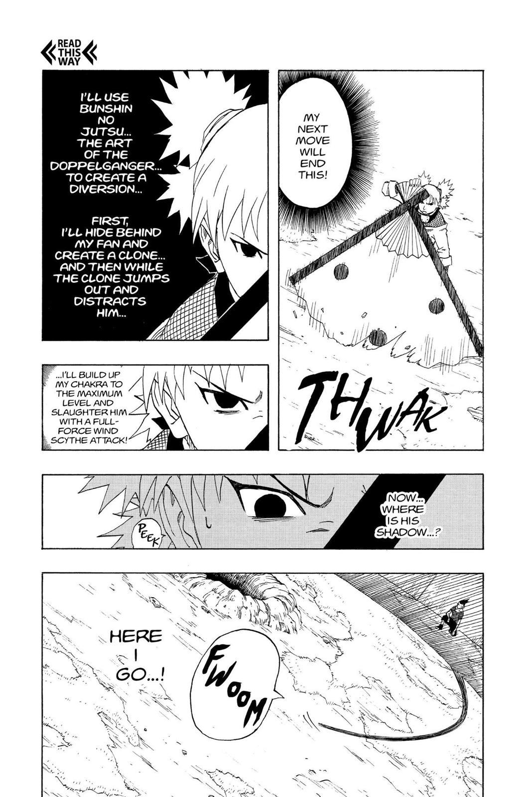 Naruto, Chapter 108 image 009