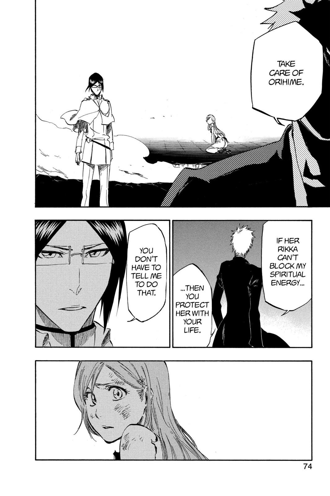 Bleach, Chapter 344 image 008