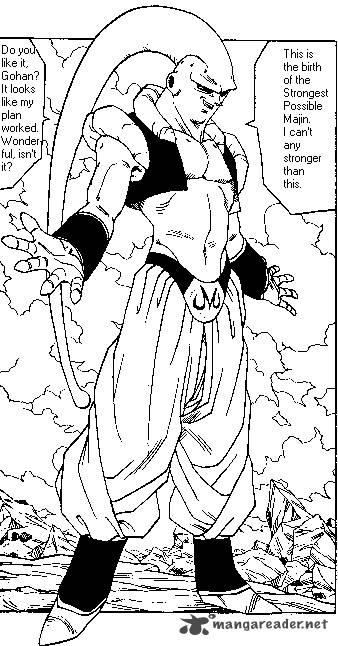 Dragon Ball, Chapter 500 image 011