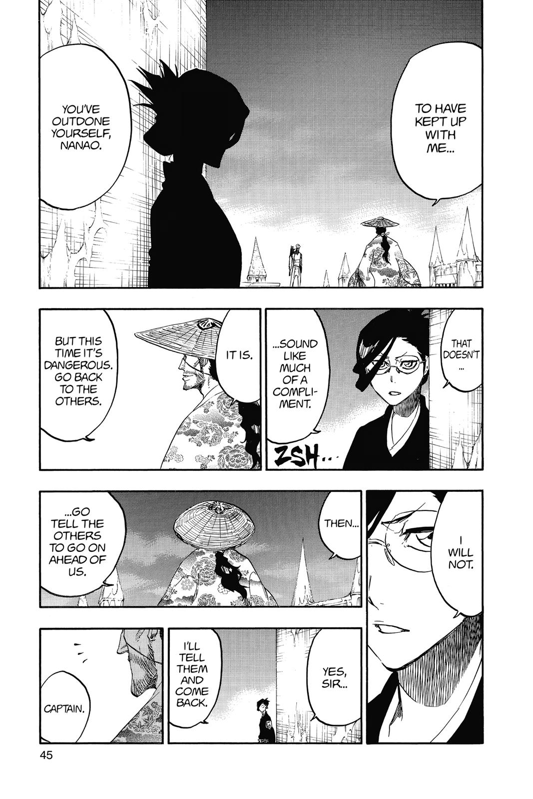 Bleach, Chapter 645 image 003