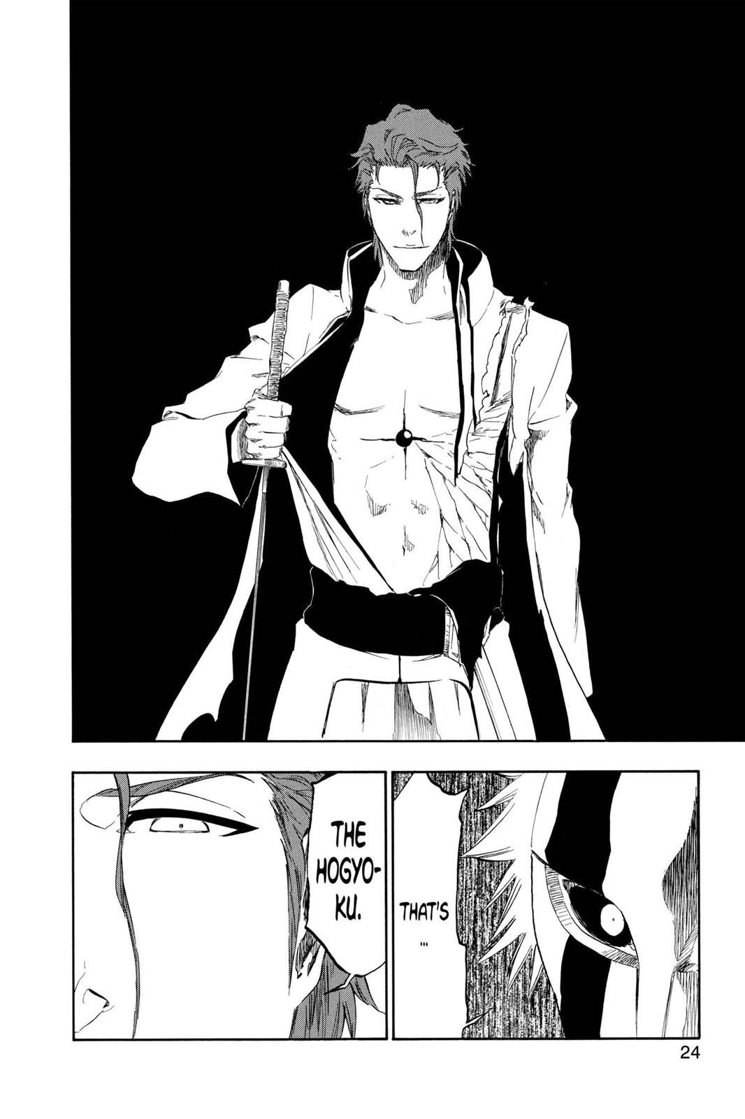 Bleach, Chapter 396 image 023