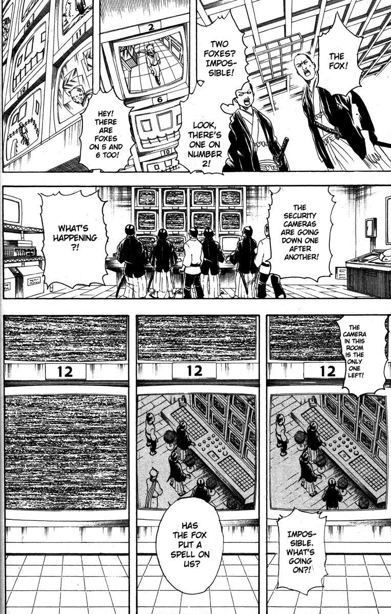 Gintama Chapter, 136 image 010