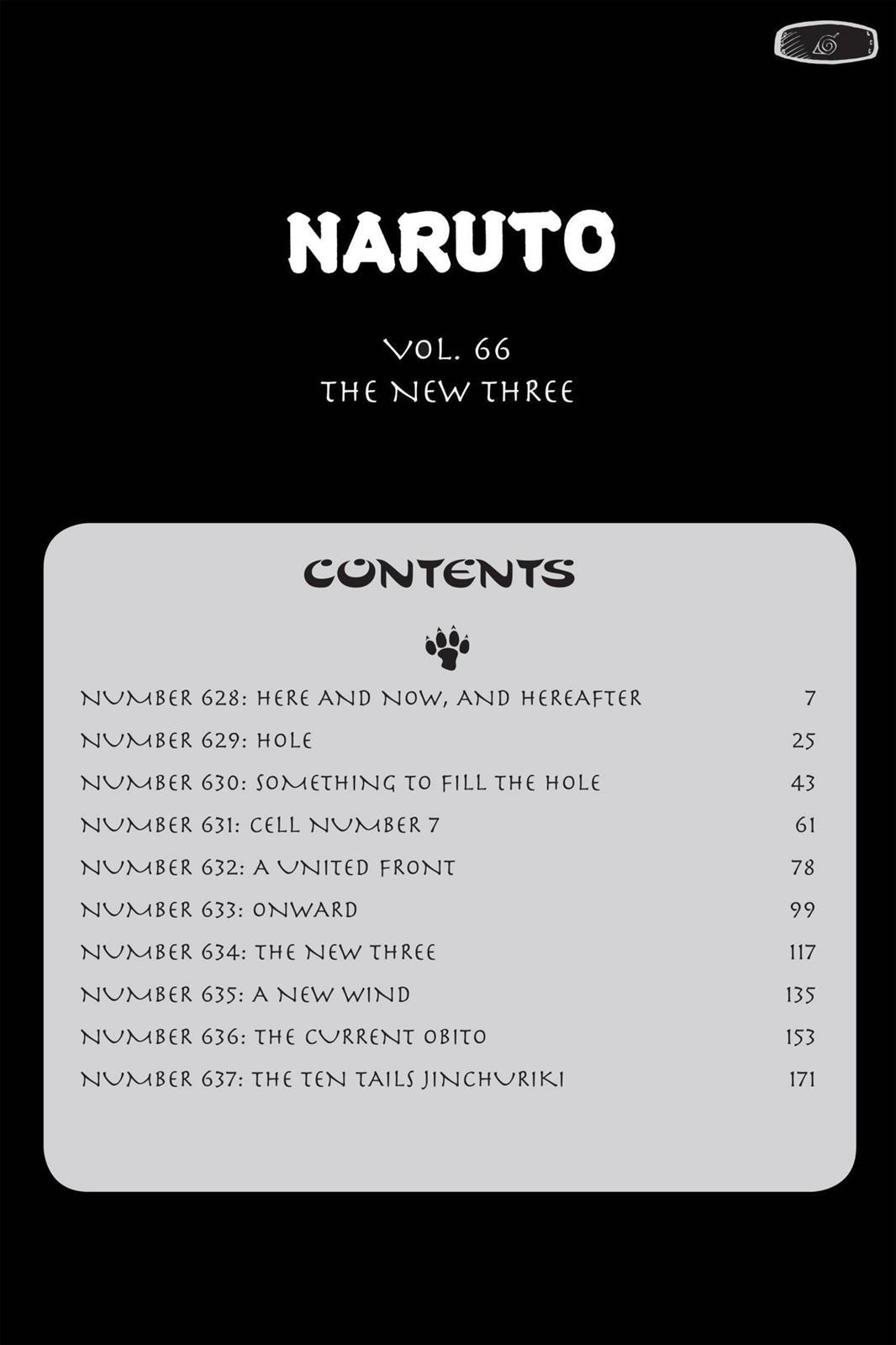 Naruto, Chapter 628 image 007