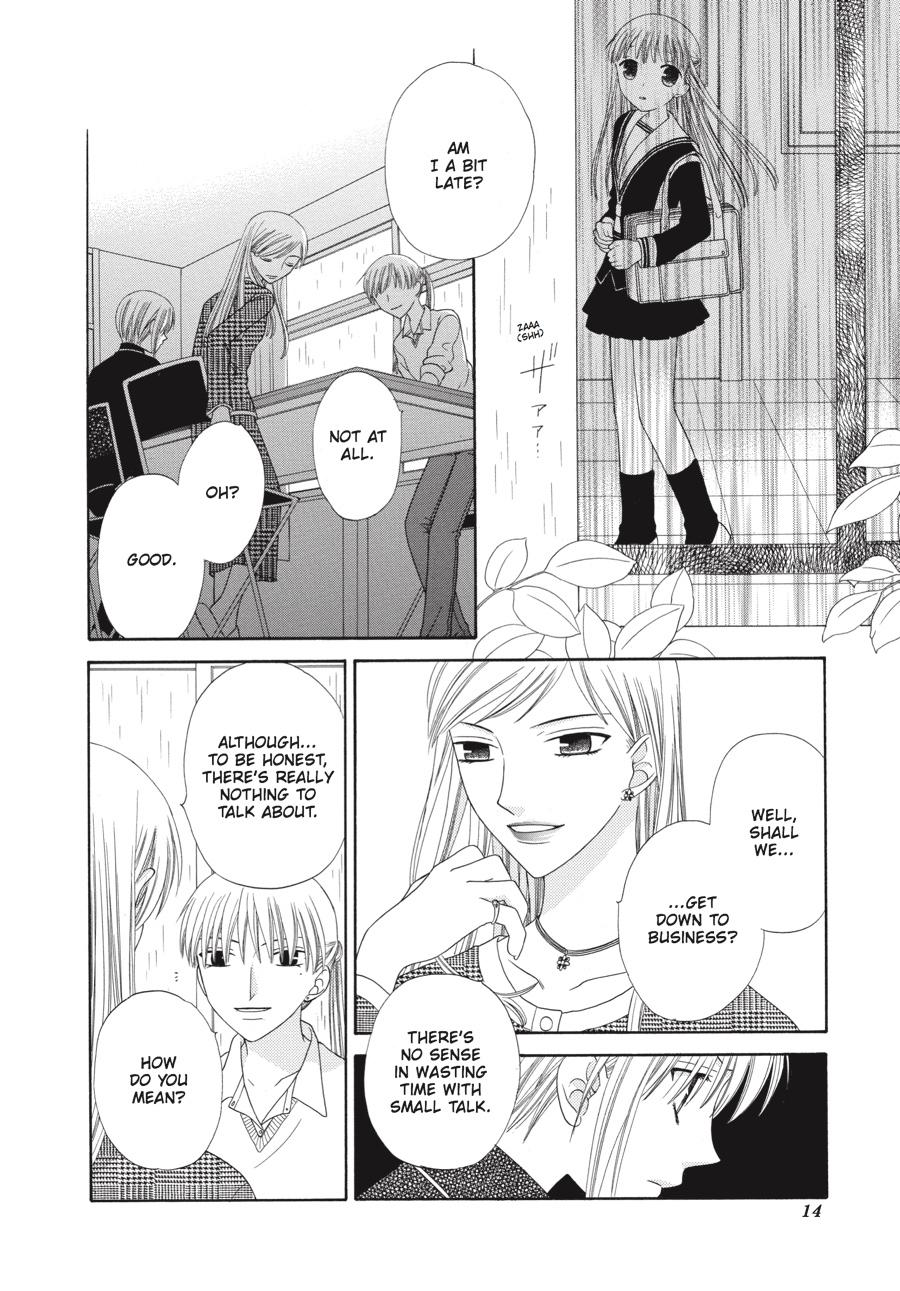 Fruits Basket, Chapter 72 image 015