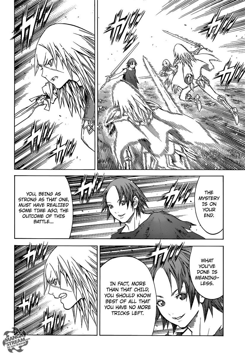 Claymore, Chapter 145 image 027