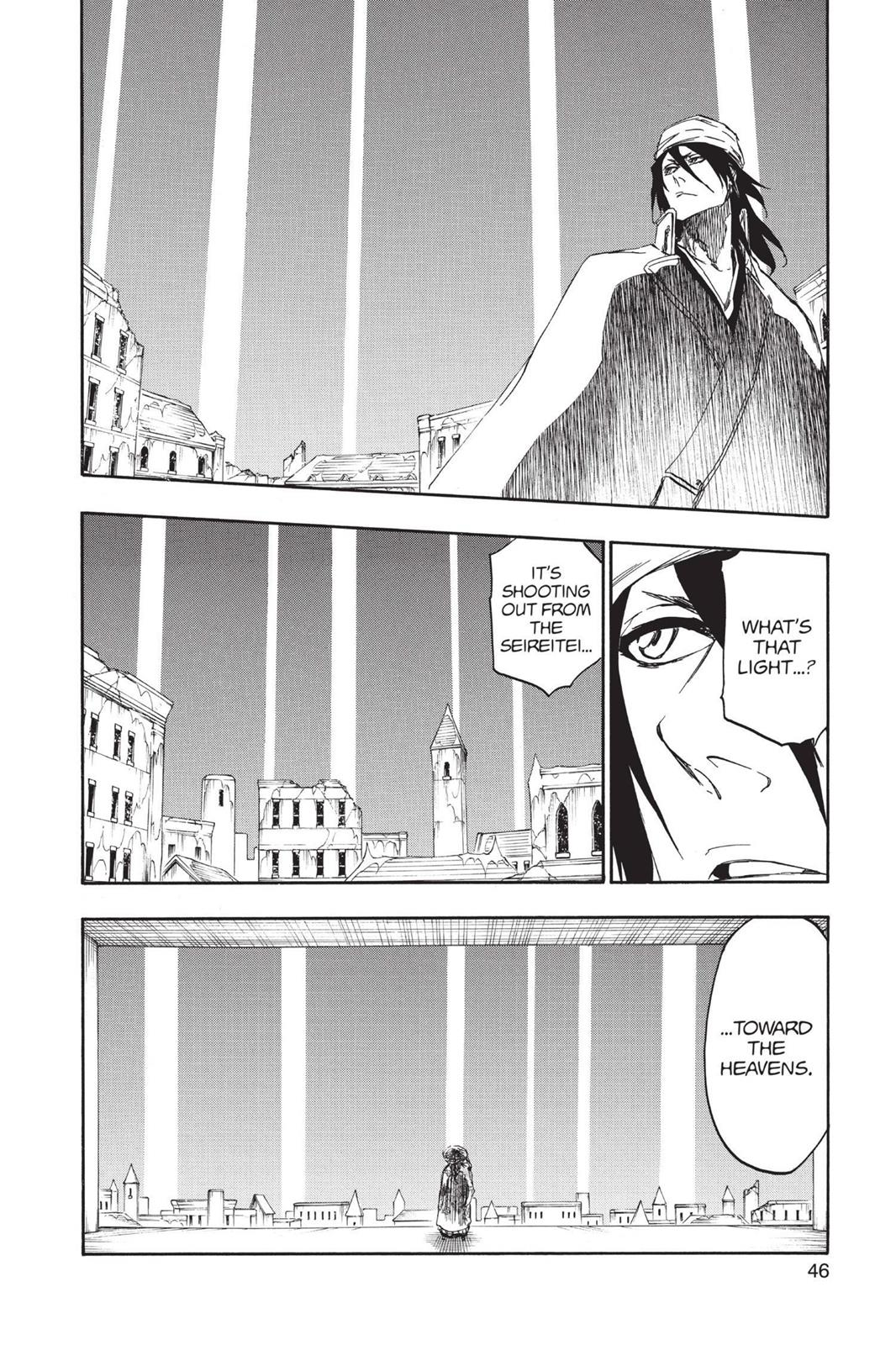 Bleach, Chapter 604 image 004