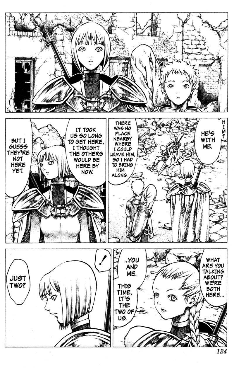 Claymore, Chapter 31 image 021