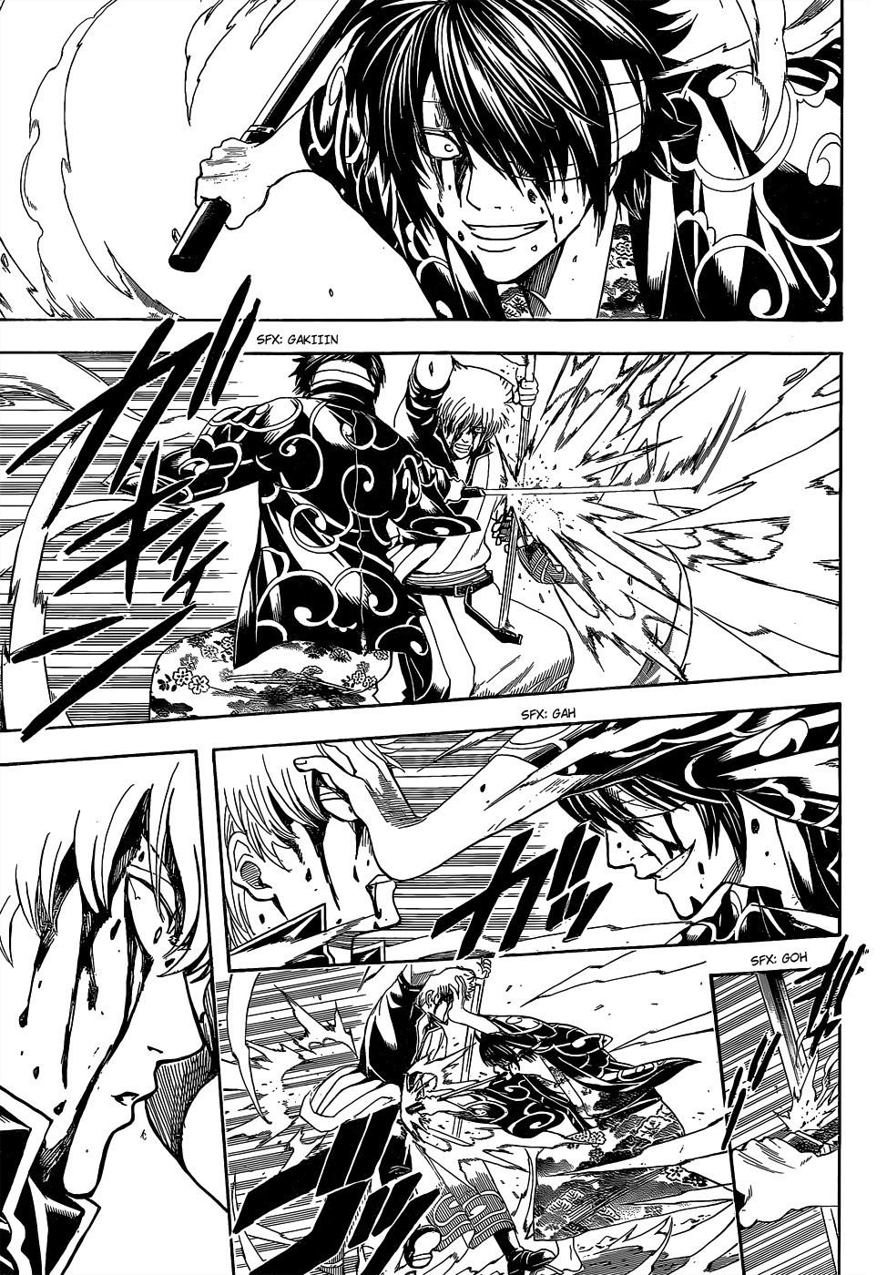 Gintama Chapter, 517 image 003