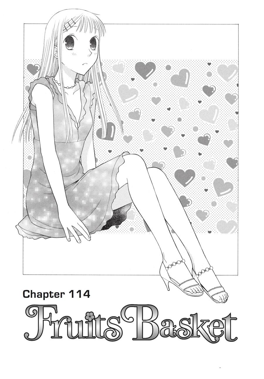 Fruits Basket, Chapter 114 image 001