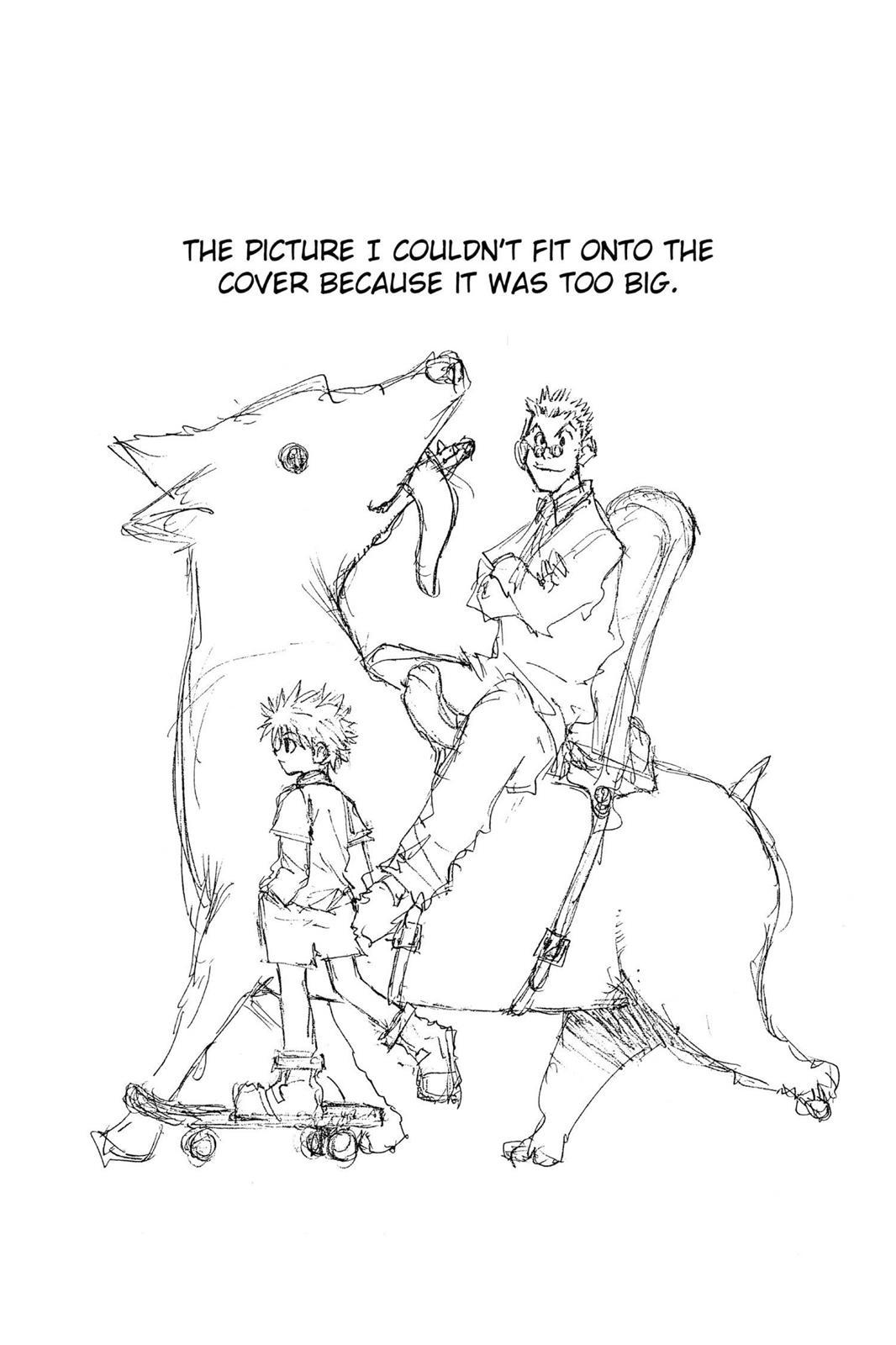 Hunter X Hunter, Chapter 54 image 020