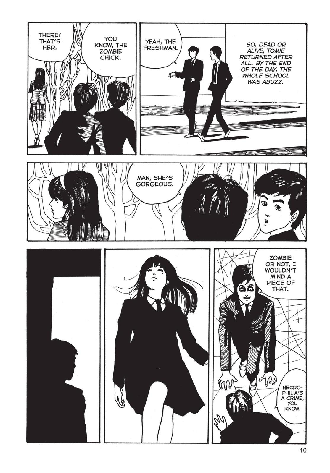 Tomie, Chapter 1 image 010