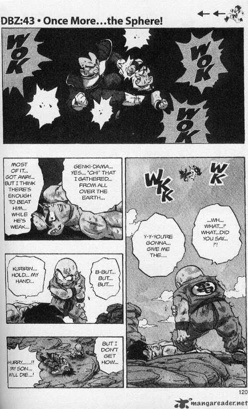 Dragon Ball, Chapter 237 image 001