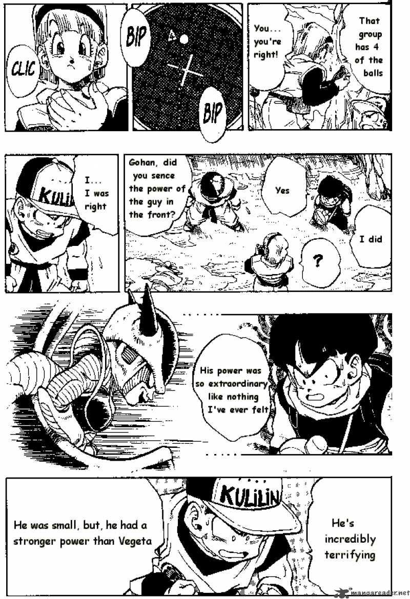 Dragon Ball, Chapter 250 image 005