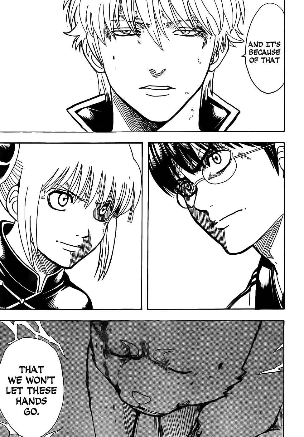 Gintama Chapter, 659 image 007