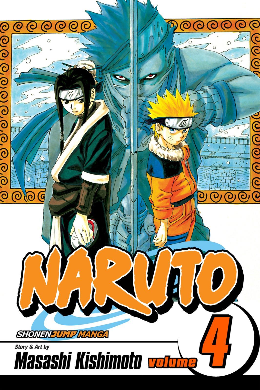 Naruto, Chapter 28 image 001