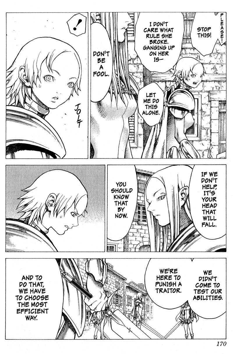 Claymore, Chapter 21 image 011