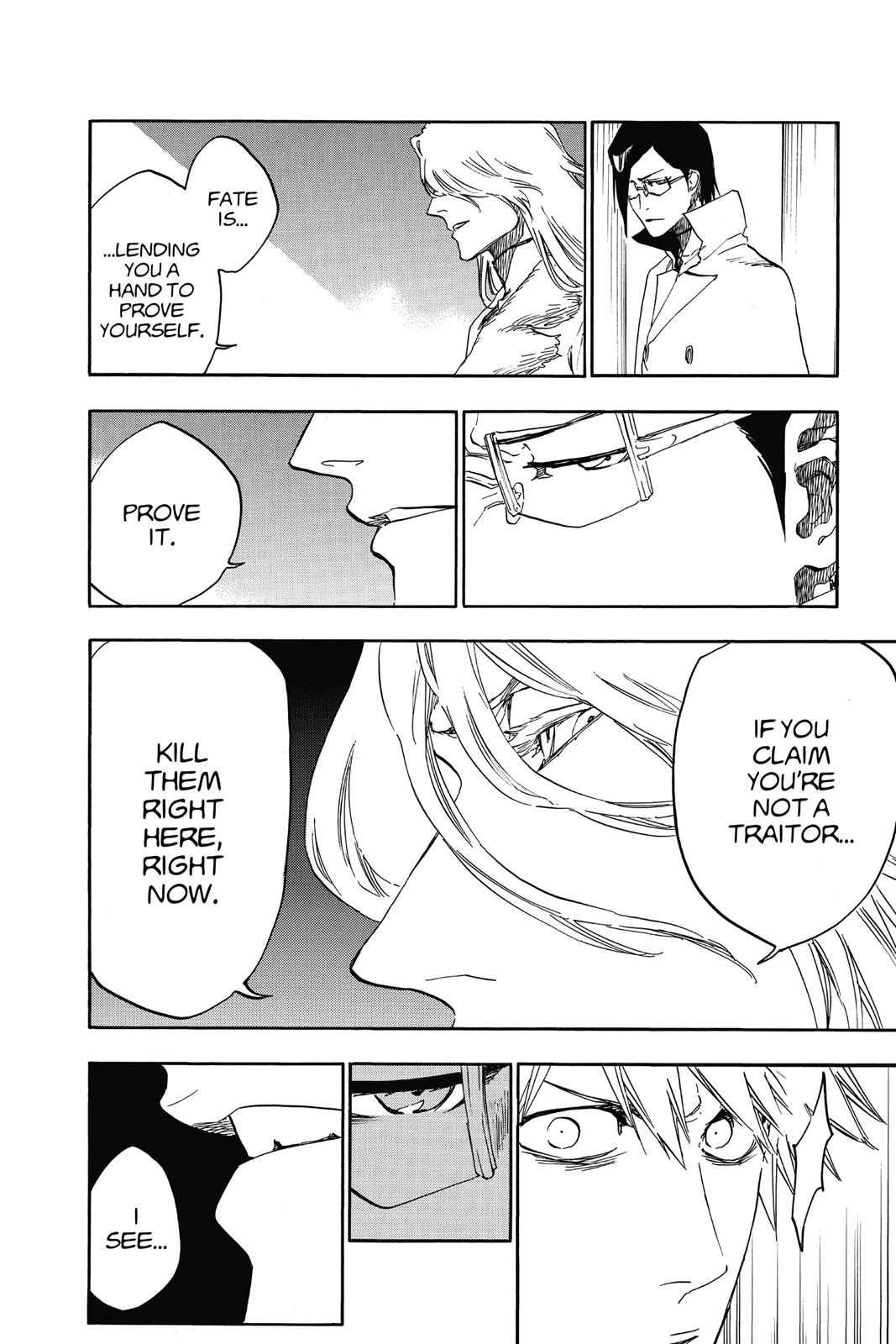 Bleach, Chapter 660 image 004
