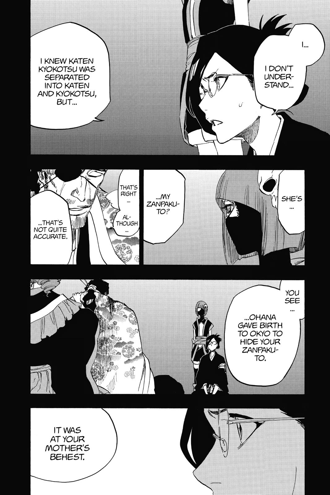 Bleach, Chapter 651 image 006