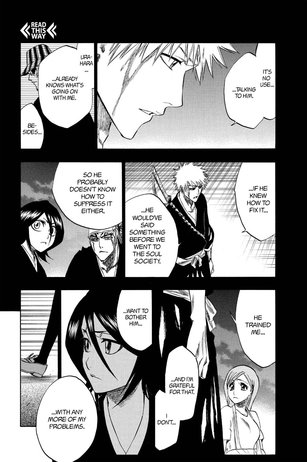 Bleach, Chapter 214 image 009