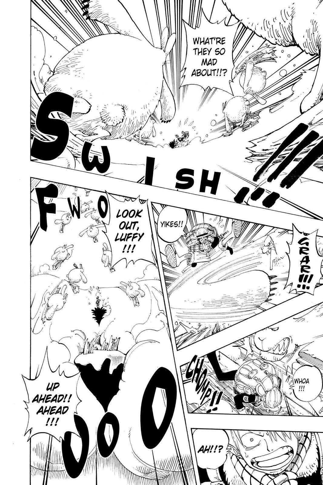 One Piece, Chapter 137 image 017