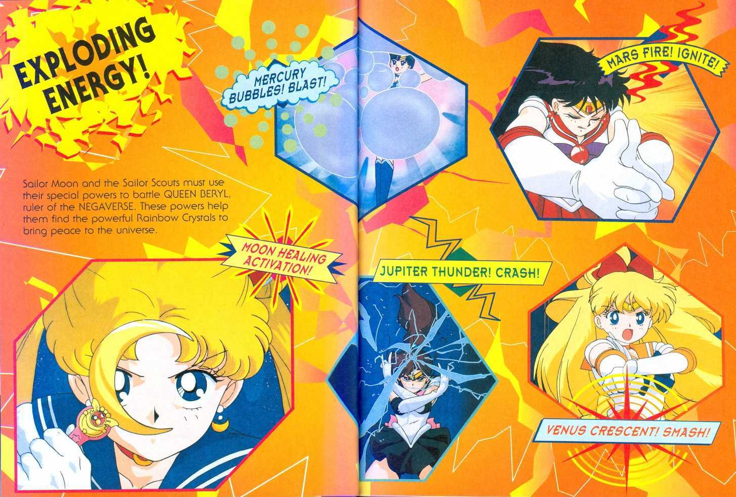 Sailor Moon, Cahpter 2 image 022