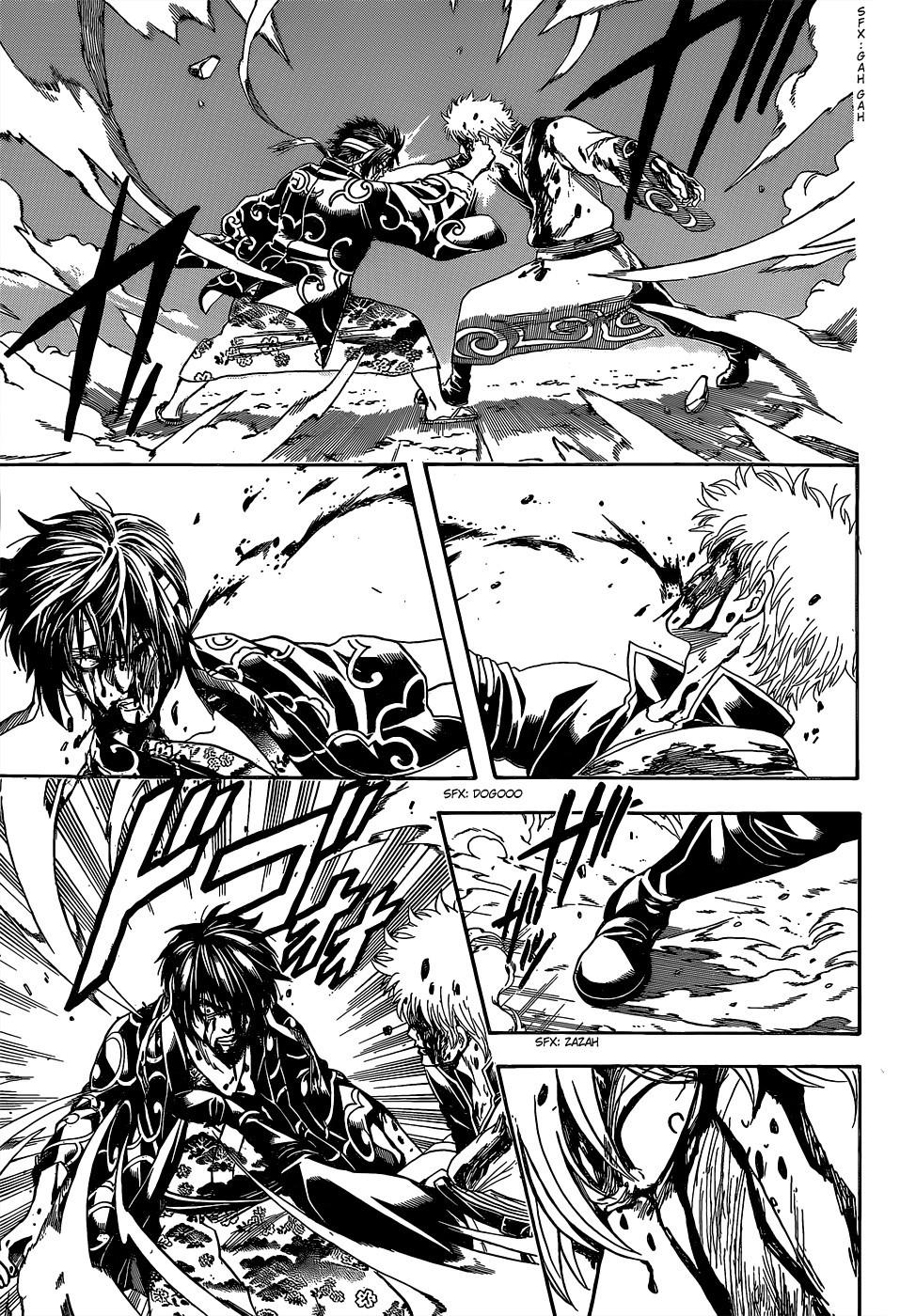 Gintama Chapter, 519 image 013