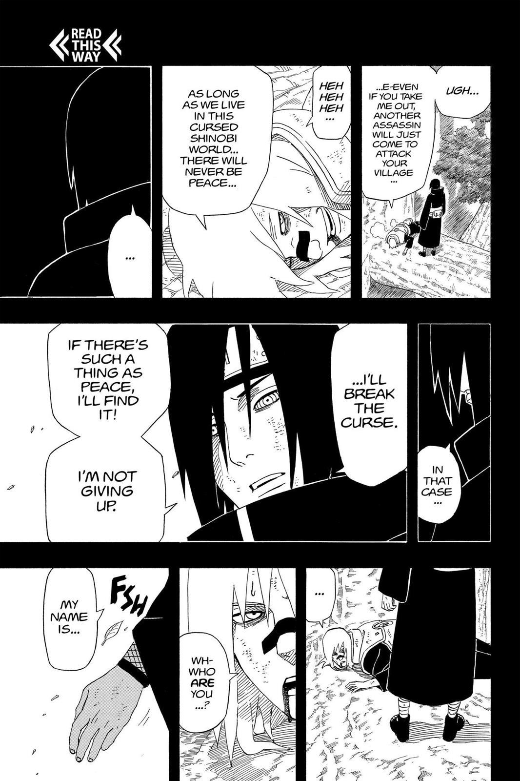 Naruto, Chapter 448 image 013