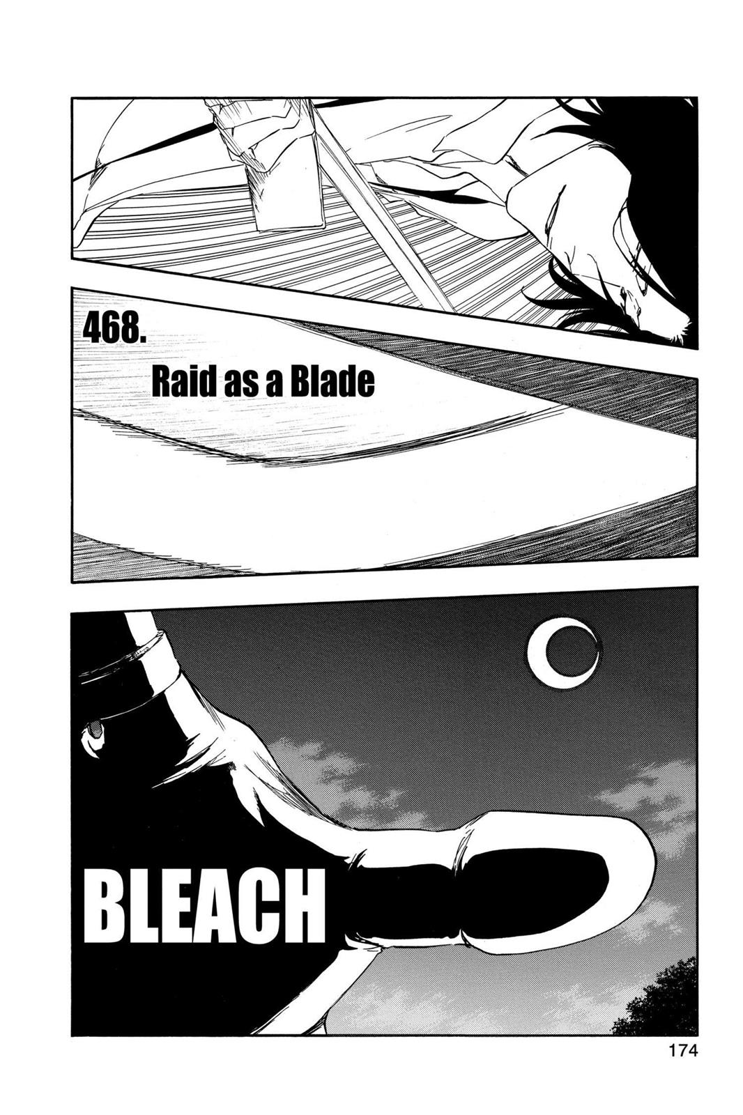 Bleach, Chapter 468 image 006