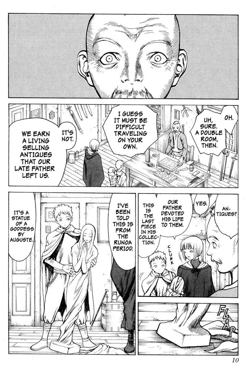 Claymore, Chapter 5 image 009
