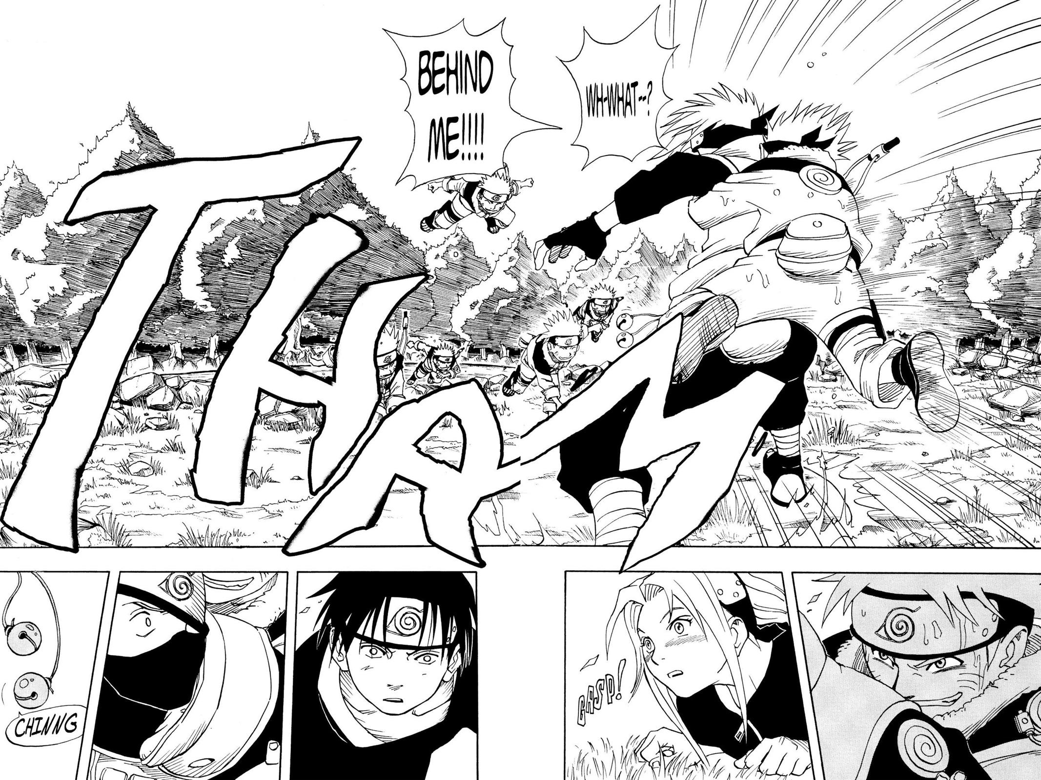 Naruto, Chapter 5 image 016