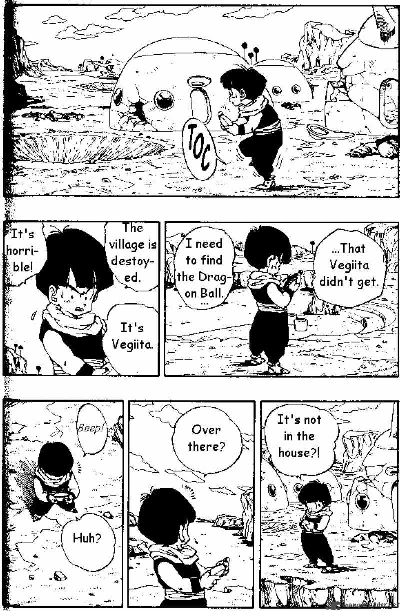 Dragon Ball, Chapter 266 image 002