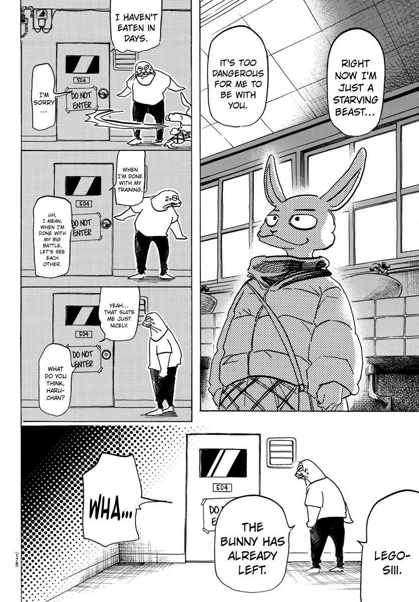 Beastars Manga, Chapter 172 image 016