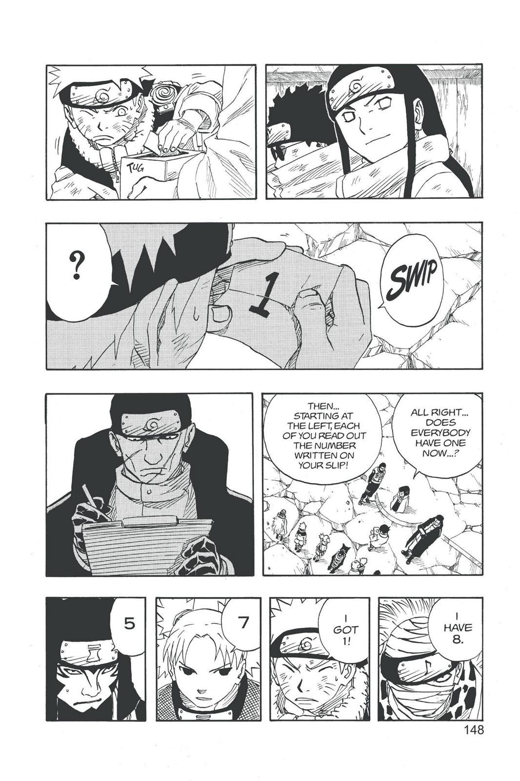 Naruto, Chapter 89 image 010