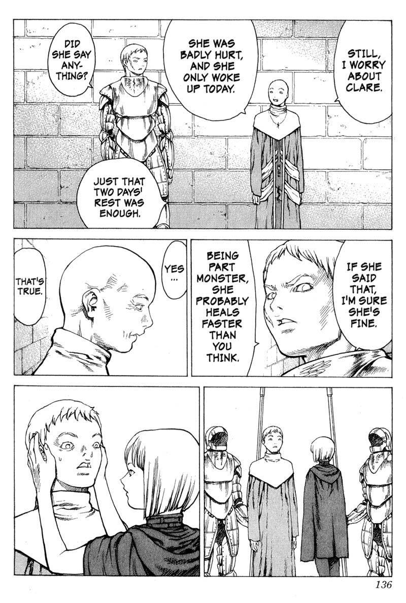 Claymore, Chapter 8 image 013