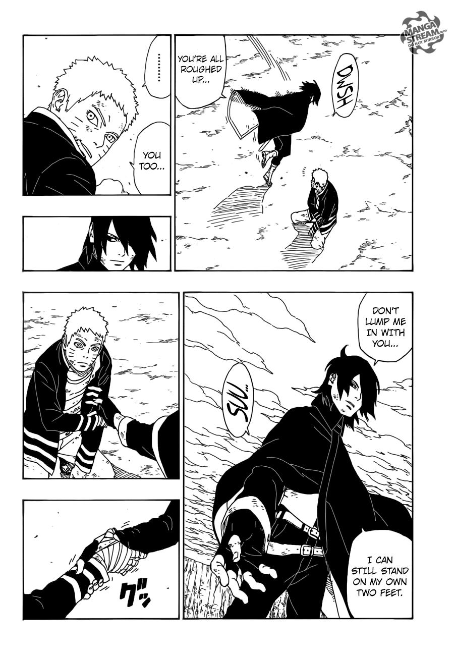 Boruto Manga, Chapter 10 image 005