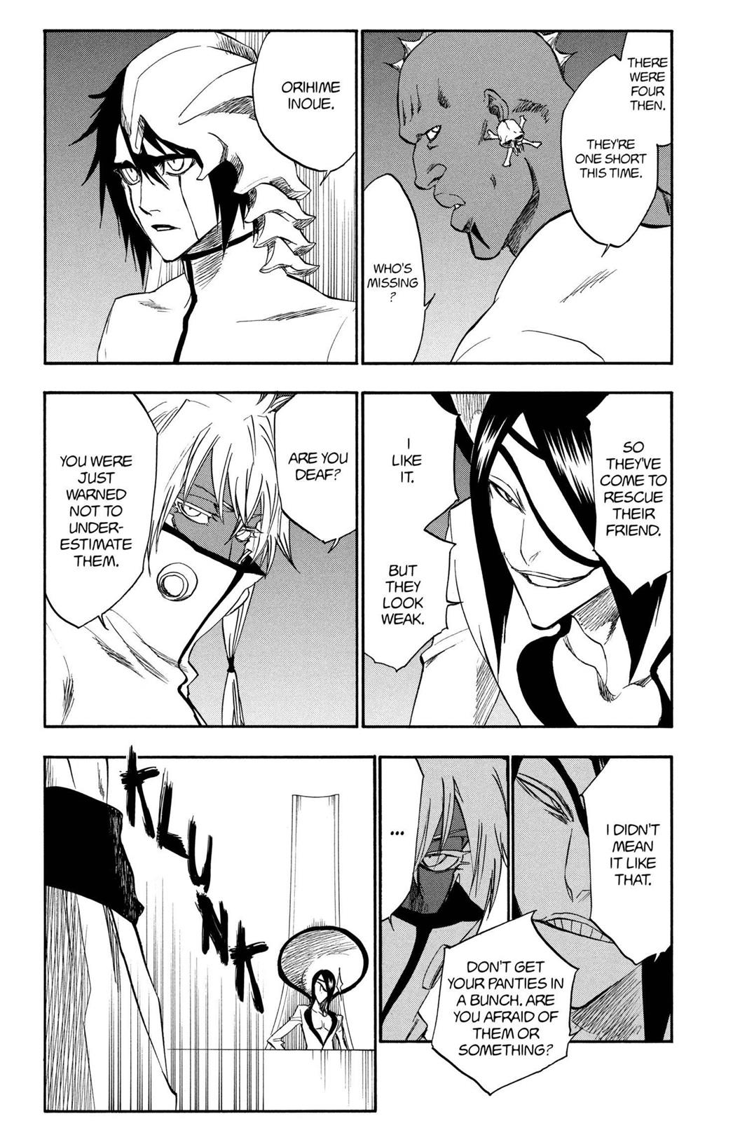 Bleach, Chapter 245 image 006