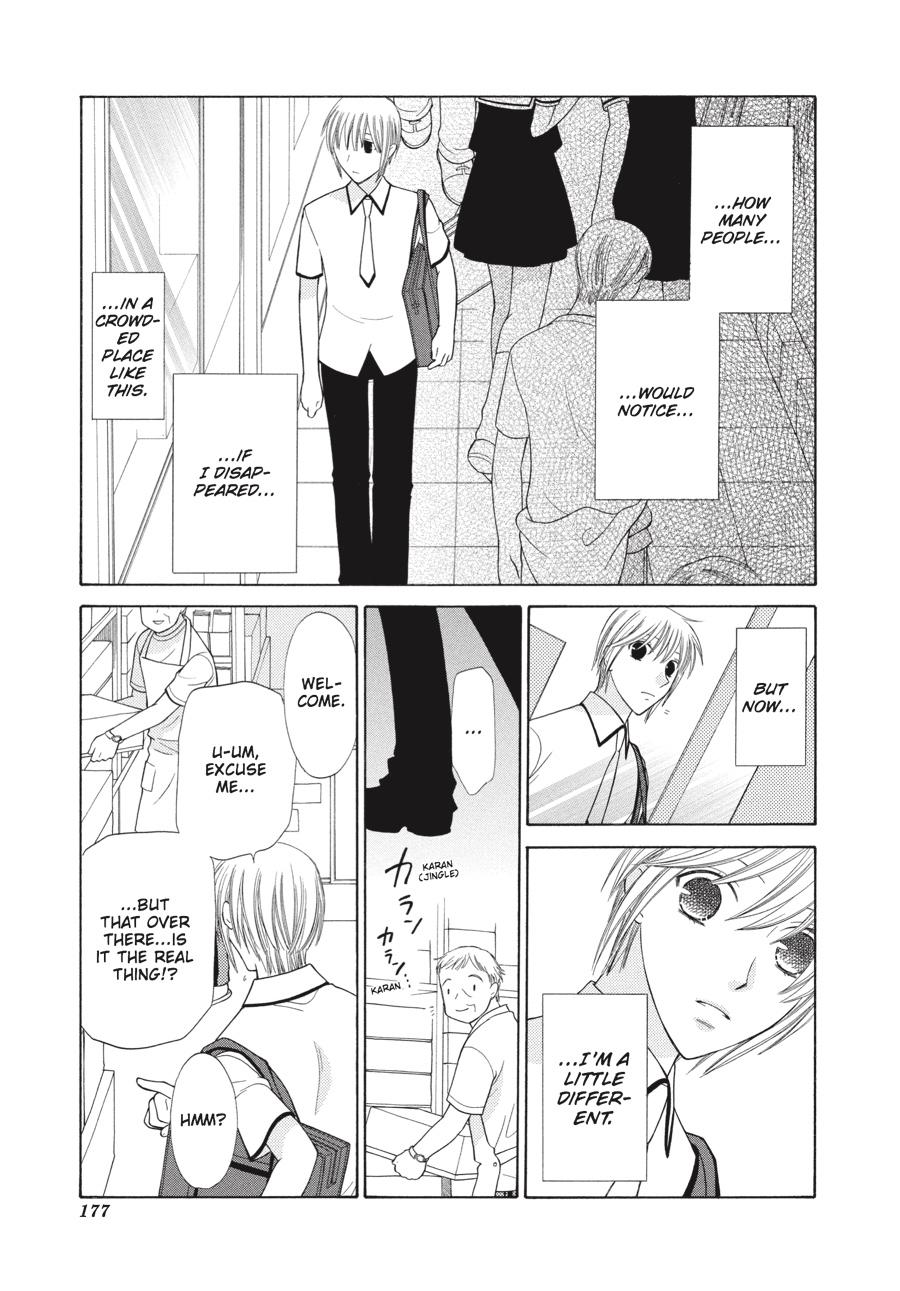 Fruits Basket, Chapter 125 image 011